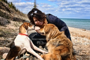 Dogs and Their Women photo book project