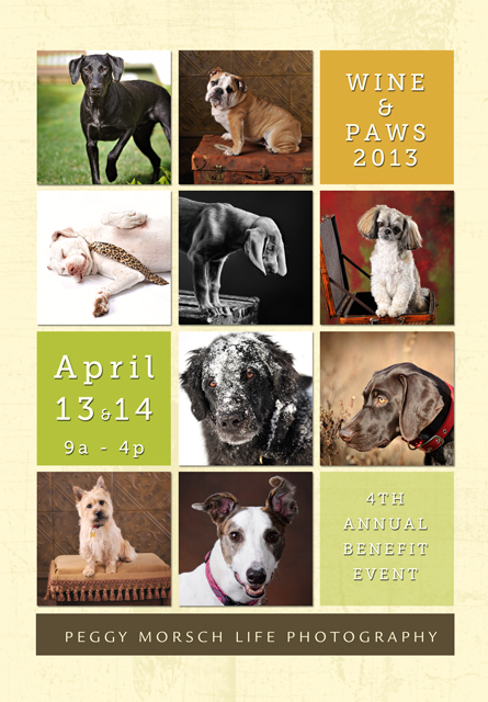 4th Annual WINE & PAWs !